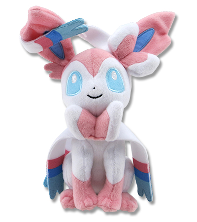 Pokemon X Y Eevee Evolution 20cm Plush