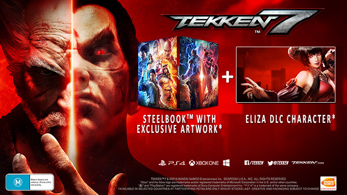 tekken 7 day one edition difference