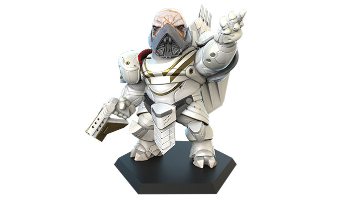 Dear Bungie I Need An Legit Official Ghaul Statue In My