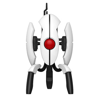 The Aperture Science Sentry Turrets Gaurd Restricted Areas Of Facility As Well Being Used For Testing Purposes