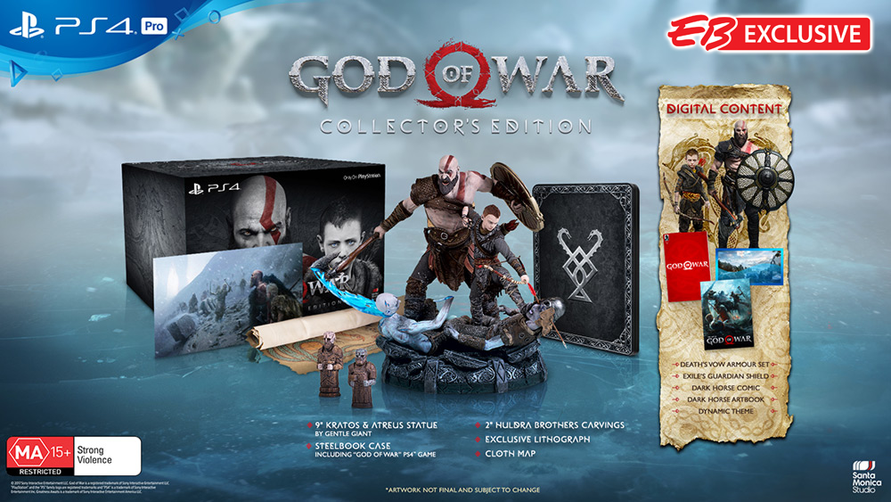God of War Gets April Release Date