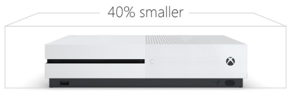 Genuine Microsoft Xbox One S 500GB Video Game Gaming Console_22Z-00019