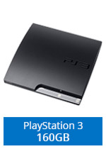 160GB PlayStation 3 (Refurbished by EB Games)