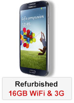 Samsung Galaxy S4 - 16GB Black Mist