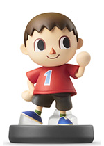 Nintendo amiibo (Super Smash Bros.) - Villager Animal Crossing Character Figure