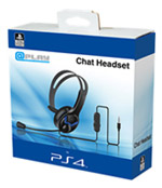 @play PlayStation 4 Mono Chat Headset | Tuggl