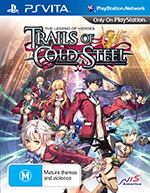 The Legend of Heroes: Trails of Cold Steel (preowned) | Tuggl