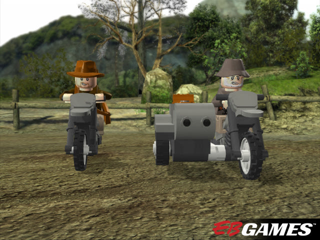 LEGO Indiana Jones: The Original Adventures (preowned) - EB Games ...